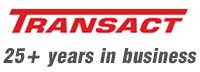 Transact - 25 Years in business