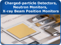 Charged-particle Detectors, Neutron Monitors, X-ray Beam Position Monitors