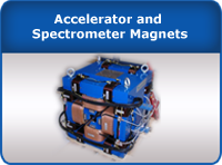 Accelerator and Spectrometer Magnets